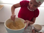 Kids Cooking / Bolo de Iogurte by Paula Perrier