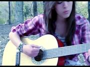 Spanish Guitar Song From A Girl Anabela