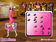 Flamenco Dancer Dressup