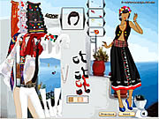 Folk Fashion Greece