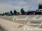 Carroll Shelby Tribute Car Show