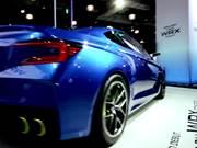 New York Auto Show 2013 - AF100