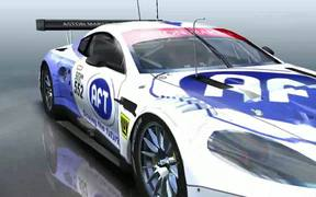 GTR2 racing simulation