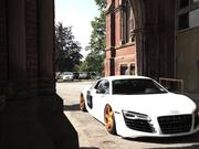 AUDI CAR - The East Coast Bagged R8