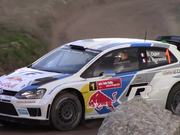 WRC Portugal | Fafe Rally Sprint 2014 | Slowmotion