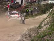 WRC Portugal | Fafe Rally Sprint 2014 | Slowmotion