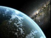 Sun to Earth animation