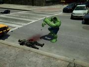 Hulk vs Batman - Epic Battle