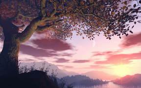 Sakura Tree