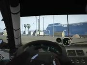 Grand Theft Auto V Drifting