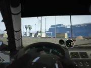 Grand Theft Auto V Drifting