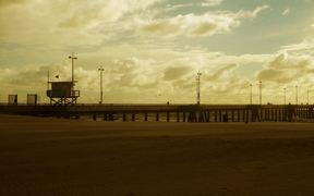 Windy Beach Side