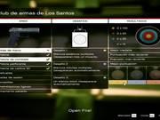 GTA5- Glock17 pistol & WIX95 bullpup assault rifle