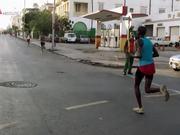 The 2012 Havana Marathon (Marabana)