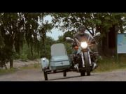 The One of a Kind, Car Engine Powered Motorbike