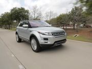 2013 Range Rover Evoque Review & Test-Drive