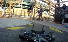 TEAM SDC DRIFT CAR GOPRO TEST