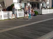 Ocean City Maryland Boardwalk Parade