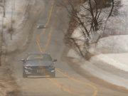 2015 Volvo V-60 Sportwagon test drive