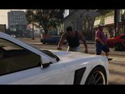 Grand Theft Auto V - Announcement Trailer