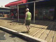 Grand Theft Auto V - Steady Cam Test