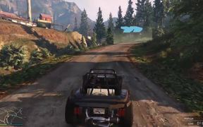 Grand Theft Auto V - Mountain Drift