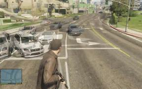Funny Moments - Grand Theft Auto V