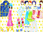 Pajama Party Dress Up