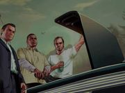 Grand Theft Auto V Loading Screen