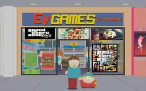 Grand Theft Auto 5 in South Park