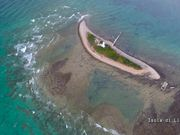 Island of Licosa DJI Phantom 4