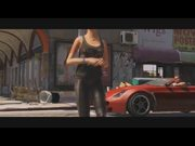 GTA V Trailer Backwards