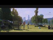 GTA V Trailer Backwards