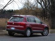 2014 VW Tiguan Test drive