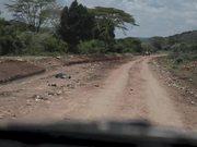 Giraffe Ride - First real day in Kenya