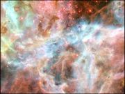 Zooming on the Tarantula Nebula-1