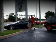 Cars and Coffee Sarasota July 2011