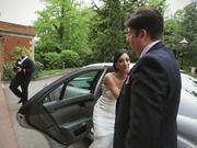 Indian Bride Makes Beautiful Entrance