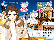 Ski Girl Make Up