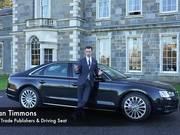 New Audi A8 Irish Launch: A Brief Overview