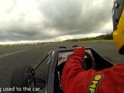 Testing Lancaster Racing 2013