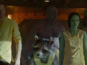 Guardians of the Galaxy Compositing Showreel
