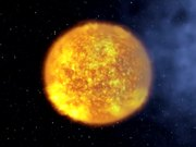 Evaporating Extrasolar Planet from Video-2