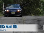 2015 Scion FRS Boston Herald review