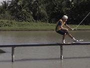 Wakeboarding Showreel 2014