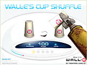 Wall-E's Cup Shuffle