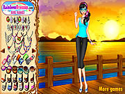 Sunset Chic Dressup