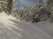 Jungfrau slopes