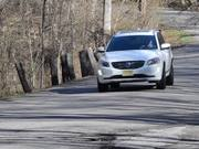 Boston Herald Carsmart test drive of the Volvo
