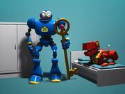 3D Animation Short Showreel